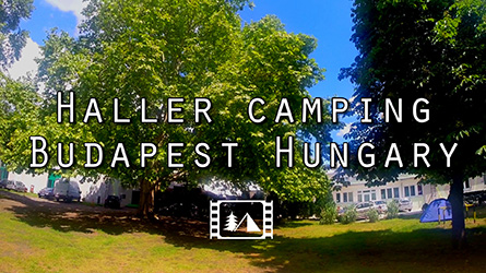 Camping Haller Hungary (Short review)